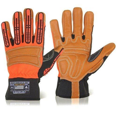 Mecdex MECPR-610L Rough Handler C5 360 Mechanics Gloves Large