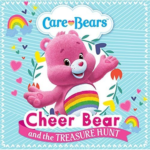 Cheer Bear and the Treasure Hunt Storybook (Care Bears)