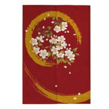 Classical Japanese Style Curtain Restaurant Kitchen Curtain Hang Cloth Doorway Curtains, #20