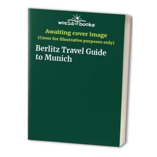 Berlitz Travel Guide to Munich