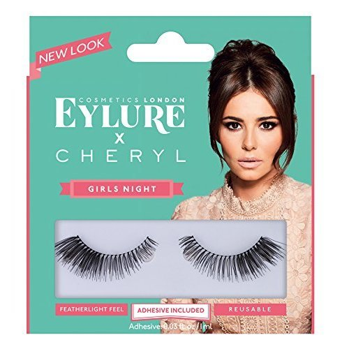 Eylure Cheryl Lashes, Girls Night