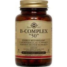 Solgar - Vitamin B Complex 100 Extra High Potency 100VCaps