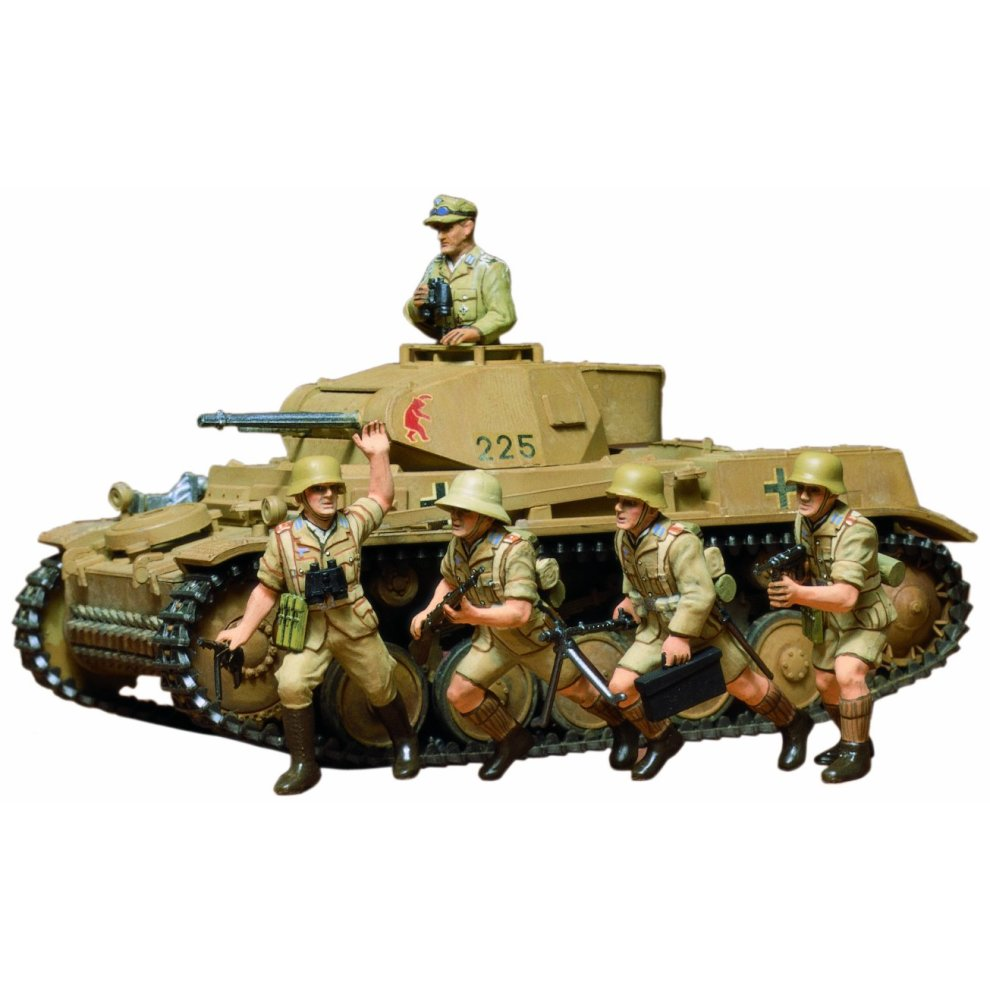Tamiya 1:35 WWII Tank Chariot II Ausf F / G (5) SK 121, 300035009