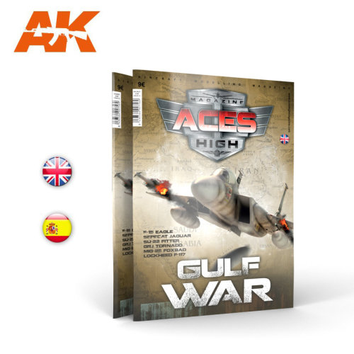 AKBOOK2927 - Aces High Magazine Issue 13; Gulf War