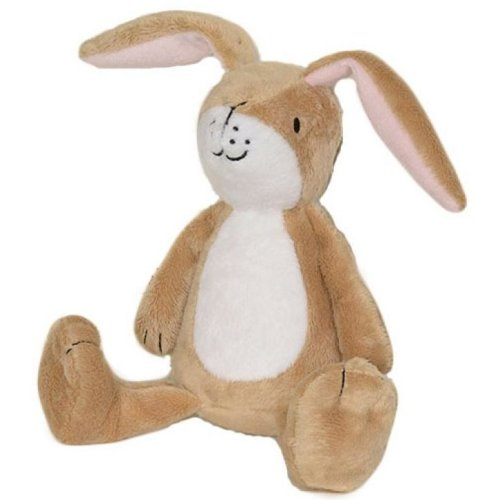 Rainbow Designs GHMILY Little Nutbrown Hare Rattle