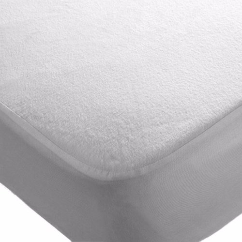 Cot Bed 140 x 70 cm Waterproof Mattress Protector Fitted Sheet