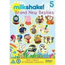 Milkshake! Brand New Besties [DVD] [DVD]
