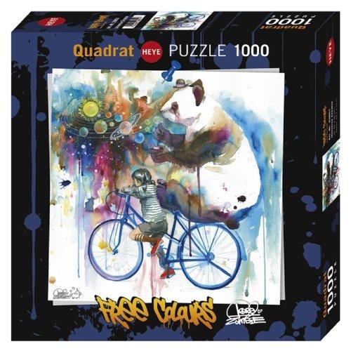 HY29851 - Heye Puzzles - 1000 Pc Universe Creator, Lora Zombie