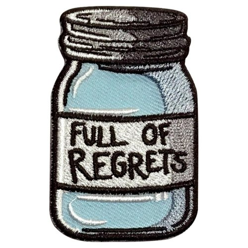 Grindstore A Jar Full Of Regrets Patch