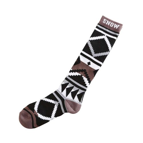 Simple Outdoor Sport Climbing Skiing Cycling Socks for Adult, One Size