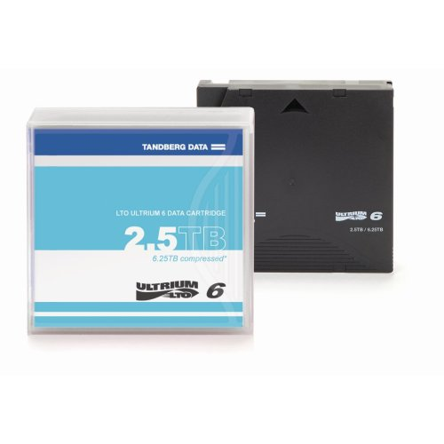 Tandberg Data LTO-6 2500GB LTO
