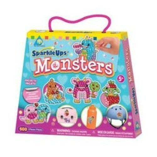 Orb Factory Sparkle Ups Monsters