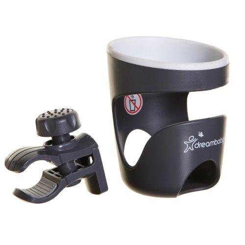 Dreambaby Strollerbuddy Drink Holder F299- Grey