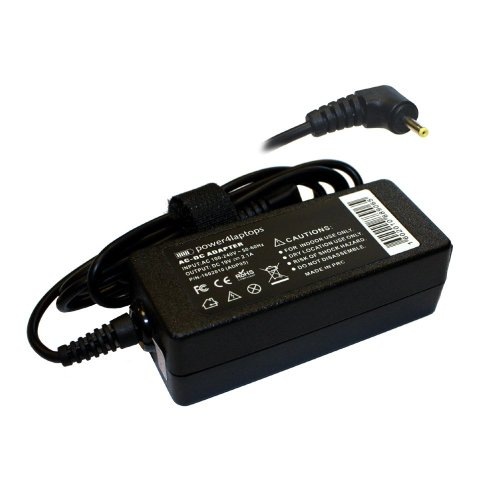 Asus Eee PC 1001PXD Compatible Laptop Power AC Adapter Charger