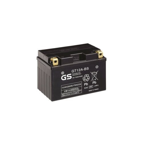 Motorcycle MF VRLA Battery 12V - 10Ah - 175CCA