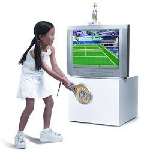 Bratz Sportz Totally Tennis Play on TV Game