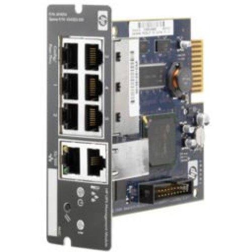 Hewlett Packard Enterprise AF401A-RFB Mgmt Card for XR UPS AF401A-RFB