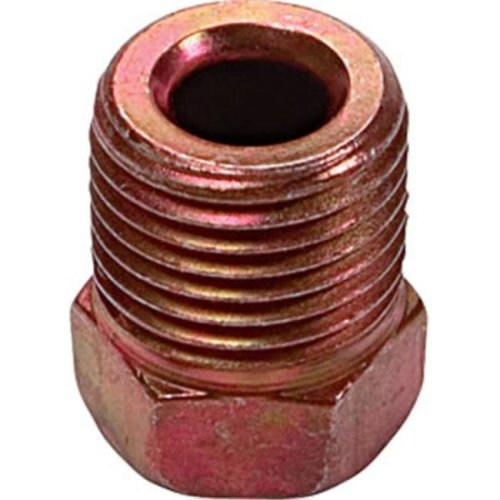 "S.U.R. & R. SRRBR145 7/16""-24 Inverted Flare Nut"