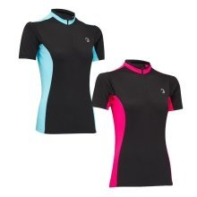 Tenn Ladies Coolflo Breathable S/S Cycling Jersey
