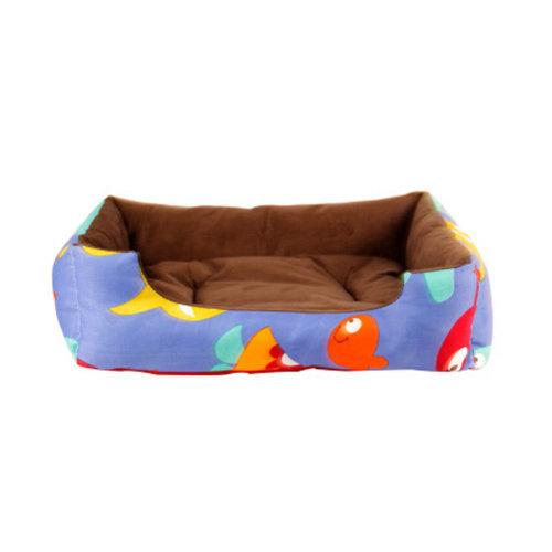 Soft Warm Indoor Quiet Time Pet Bed/sofa,NO.1,brown