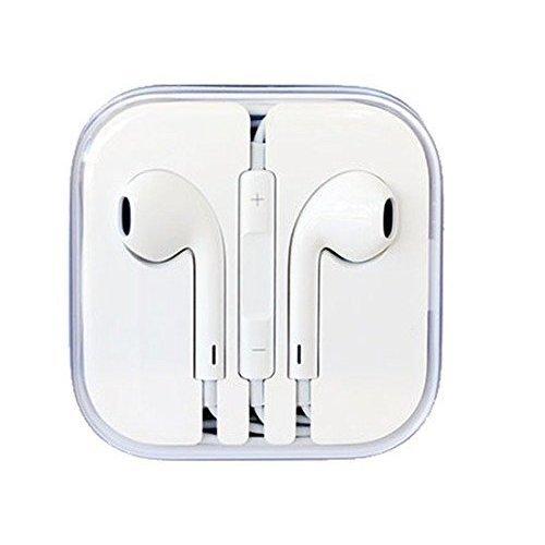 Apple iPhone/iPad/iPod Earphones Wired 3.5mm White Headset (Earpods)