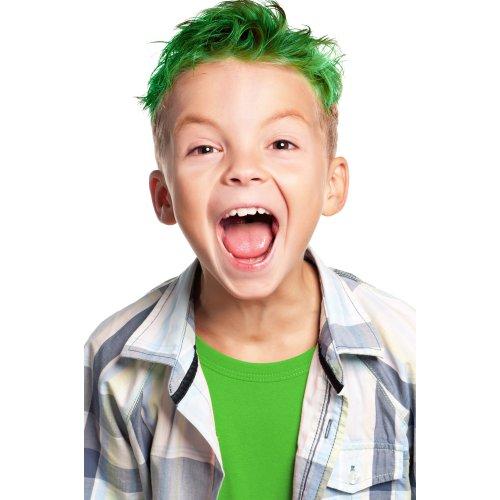 Funkee Munkee Colored Hair Gel 1fl oz-Monster Green