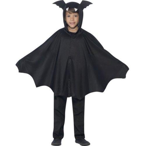 Kids Cute Vampire Bat Cape Costume (S/M) | Halloween