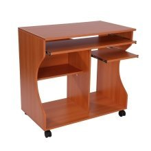 Homcom Wooden Computer Desk