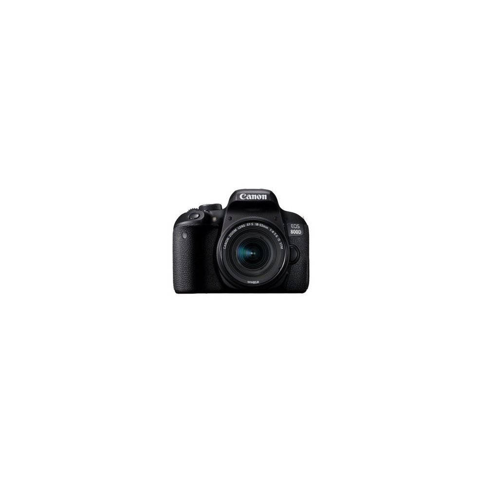 CANON EOS 800D KIT EF-S 18-55mm F4-5 6 IS STM