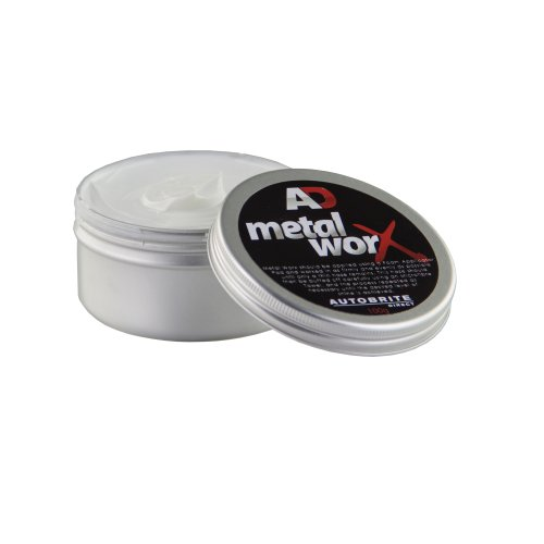 METALWORX - Metal Cleaner & Polish 100g