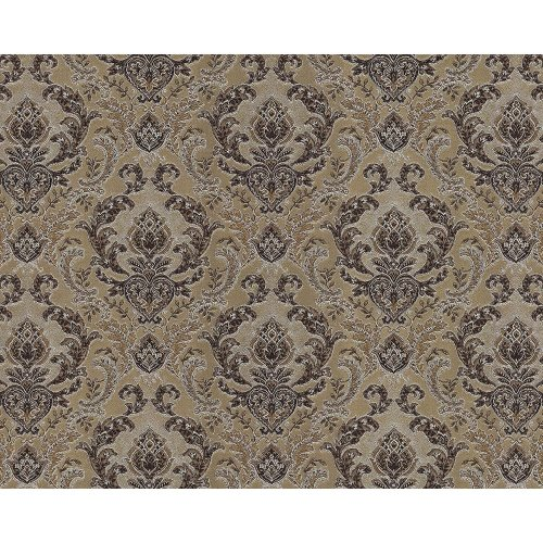 EDEM 9063-36 Baroque non-woven wallcovering shiny brown beige 10.65 sqm