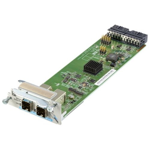 Hewlett Packard Enterprise 2920 2-port Stack network switch module