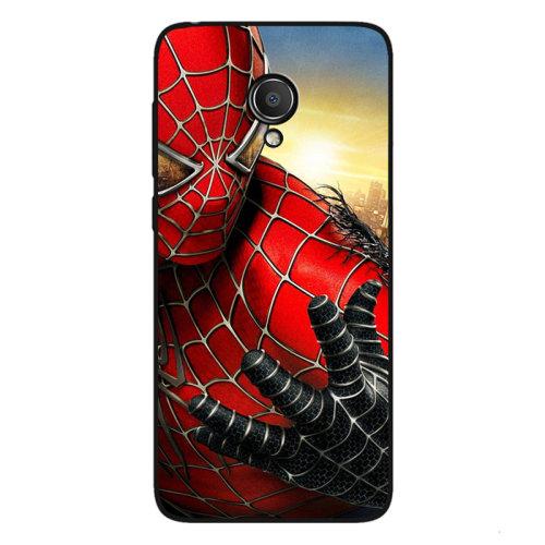 Case cover for Alcatel 1C Smartphone Spiderman case