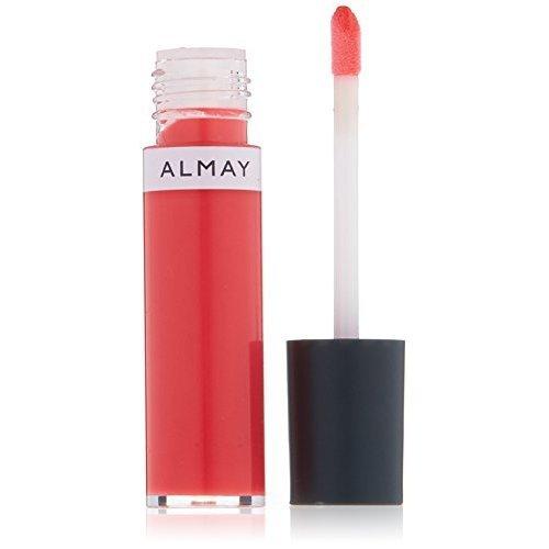Almay Color Care Liquid Lip Balm Apricot Pucker