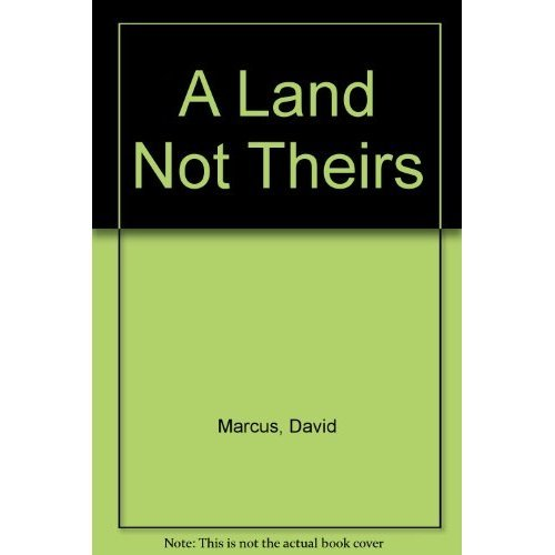 A Land Not Theirs
