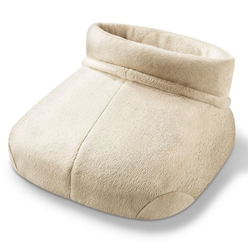 Beurer FWM50 Electric Cosy Foot Warmer and Shiatsu Massager Soft Washable Lining