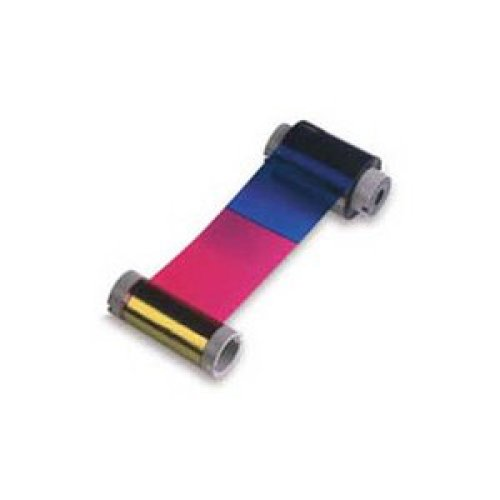 Zebra True Colours i Series YMCK ribbon printer ribbon