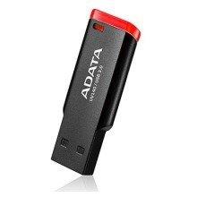 Adata Uv140 16gb Usb 3.0 (3.1 Gen 1) Type-a Black,red Usb Flash Drive