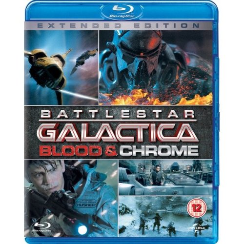 Battlestar Galactica: Blood and Chrome (includes Ultraviolet Copy)