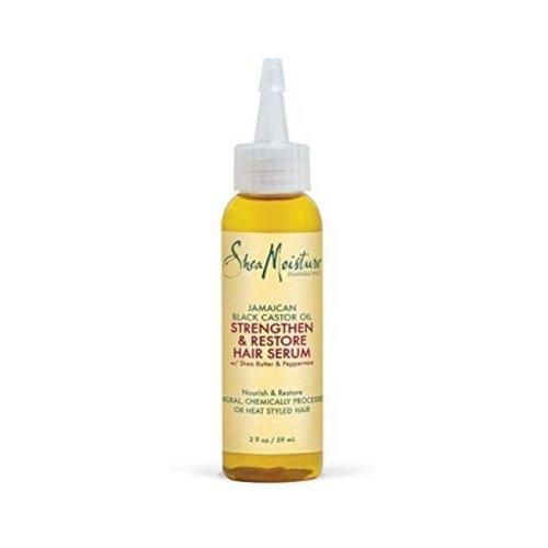 Shea Moisture Jamaican Black Castor Oil Restorative Hair Serum