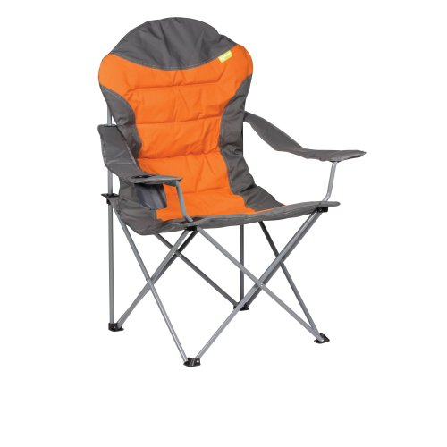 Kampa XL High Back Chair Orange