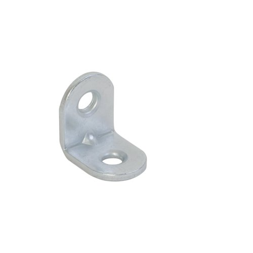 L Shape Metal 90 Degrees Corner Brace Angle Fixing Bracket 20mm X 1.5mm
