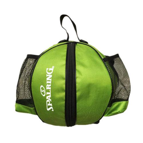 Fashion Cool Basketball Bag Training Bag Single-shoulder Soccer Bag-Green