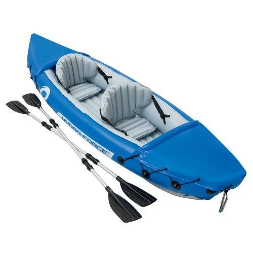 Bestway Lite Rapid X2 Inflatable Kayak with Paddles 321 x 88 cm 65077