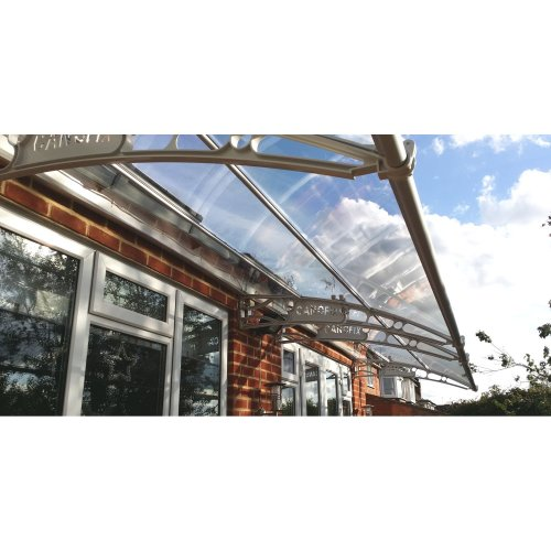 Cantilever Door Canopy | 6500mm wide x 1000mm projection