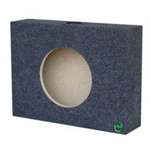 Audio Enhancers SM50 10 Shallow Mount Empty Enclosure - 0.50 Volume