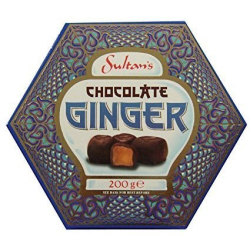 Sultan's Chocolate Ginger