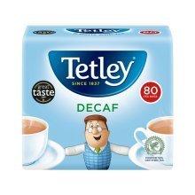 Tetley Decaf 80's