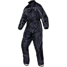 5131-0104 - Black Beacon Waterproof Motorcycle Rainsuit S Black