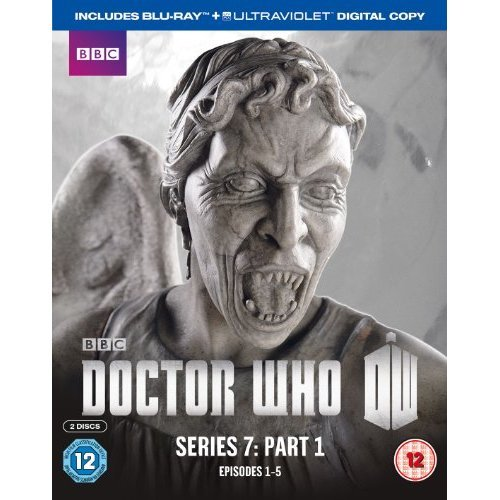 Doctor Who - Series 7 Part 1 Weeping Angels Limited Edition [Blu-ray UV  Copy]